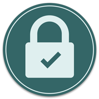 Secure Destruction Icon