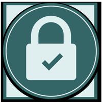 Secure Destruction Icon